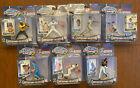 2001 Starting Lineup Cooperstown Set (7) Ryan, Seaver, Reggie, Brooks, Yount