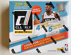 2019-20 Panini Donruss Clearly Basketball Hobby Box Factory Sealed Direct New