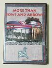 More Than Bows And Arrows DVD 2006 Native American History GOOD Cond