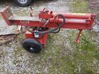 Brave 26 ton gas operated log splitter in good condition firewood