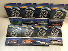 Hot Wheels 2014 Real Riders Lot Of 8 New Metal metal s 9 16 Free Shipping