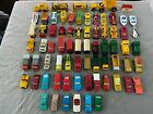 Vintage LOT of 70 1960s 1970s Matchbox Lesney Diecast Vehicle Collection