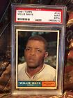 Vintage Willie Mays Baseball Card Timeline: 1951-1974 73
