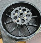 Set of Marchesini Forged MAGNESIUM CORSE Wheels for Suzuki GSX