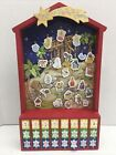 Wooden Christmas Nativity Advent Calendar Family Christian Store Complete
