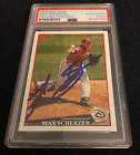Max Scherzer Rookie Cards Checklist and Autographed Memorabilia Guide 31