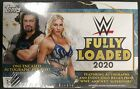 2020 Topps WWE Fully Loaded Hobby Box Factory Sealed