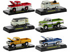 AUTO TRUCKS 6 PC CAR SET RELEASE 63 IN CASES 1 64 DIECAST M2 MACHINES 32500 63