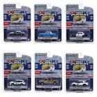 GREENLIGHT 42950 HOT PURSUIT SERIES 37 SET OF 6 DIECAST POLICE CARS 164
