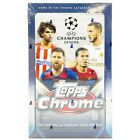 2019-20 Topps UEFA Champions League Chrome Soccer Hobby Box with Free Shipping!
