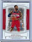 John Wall National Convention Exclusive Cards Offer Collectors a Pair of Hidden Gems 23