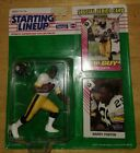 1993 Barry Foster Pittsburgh Steelers Starting Lineup figure Kenner mint rookie