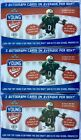 (3) 2012 Leaf YOUNG STARS - 20 Pack Factory Sealed Box 2 AUTOs Per Bx WILSON