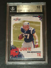 Rob Gronkowski Rookie Card Guide and Checklist 17