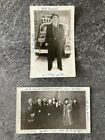 Vintage Detroit Tiger Bill Rogell Old Car and Group 1936 Original Photo