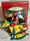 Hallmark Keepsake Ornament Crayola Bright Rocking Colors Collectors Series 1997