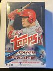 2018 Topps Series 1 Baseball Hobby Box Factory Sealed 36 Packs Mike Trout