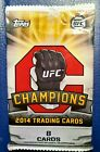 2014 Topps UFC Champions Trading Cards 23