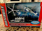 Brand New In Box Police Helicopter Car Truck Matchbox Mission Force Crime Crew