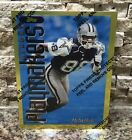 Michael Irvin Cards, Rookie Cards and Autographed Memorabilia Guide 15