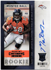 2013 Panini Contenders Rookie Ticket Autographs Variations Guide 22