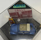 Vitesse 143 1955 VW Beetle Gas Pump Diorama Limited Edition Diecast Collectible