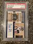 2011 Playoff Contenders Greg Sales Rookie Card RC Autograph #136 PSA 10