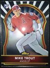 2011 Topps Finest Mike Trout RC Rookie Nice Card!