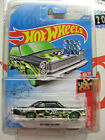 Hot Wheels 2020 Factory Sealed Set 65 FORD GALAXIE SUPER TREASURE HUNT