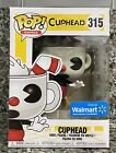 NEW FUNKO POP! VIDEO GAMES #315 CUPHEAD WALMART EXCLUSIVE VINYL FIGURE NOT MINT