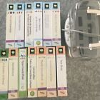 Lot of 13 Cricut Cartridges linked Cricut Jukebox with cable Pre owned