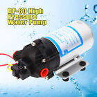 DC12V High Pressure Diaphragm Water Pump 95m lift 60psi DP 60