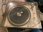 1970s Vintage Philips 212 Turntable Does Not Have The Band