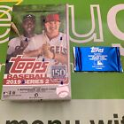 2019 Topps Series 2 Hobby Box + 1 Silver Pack Baseball Cards SEE VIDEO