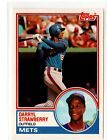 1983 Topps Traded Baseball Cards 6