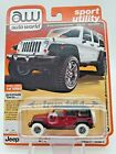 Auto World Sport Utility 2018 Jeep Wrangler JK Unlimited Sport Ultra Red Chase