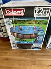 Coleman 22ft x 52 Power Steel Swim Vista II Swimming Pool Set Above Ground Set