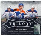 2015-16 Upper Deck Trilogy Hobby Box - Factory Sealed - Look for McDavid Rookies