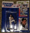 1993 Jack McDowell Chicago White Sox Rookie  Starting Lineup Near Mint condition