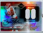 Priest Holmes Cards, Rookie Cards, Autographed Memorabilia Guide 8