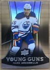 Finding Clarity: Acetate Young Guns Surprise in 2013-14 Upper Deck Series 2 Hockey 20