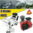 Full 49CC 4 Stroke GAS PETROL MOTORIZED BIKE BICYCLE ENGINE MOTOR KIT SCOOTER