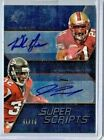 Frank Gore Rookie Cards and Autograph Memorabilia Guide 9