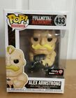 Funko Pop Anime Fullmetal Alchemist Alex Armstrong GameStop Exclusive Vaulted
