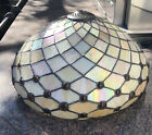 15Glass Tiffany Style Multi Color Stained Glass Light Lamp Lamp Shade