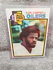 Top 10 Earl Campbell Football Cards 32