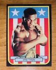 Mike Tyson Boxing Cards and Autographed Memorabilia Guide 14