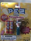PEZ UNCLE SAM KEY CHAIN, 1998 SEALED IN DISPLAY CARD. New. Sealed