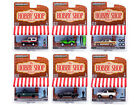 THE HOBBY SHOP 6 PC SET SERIES 10 1 64 DIECAST MODEL CARS BY GREENLIGHT 97100