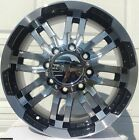 4 Wheels Rims 17 Inch for HUMMER H2 Ford E 150 Nissan NV 1500 2500 3500 101
